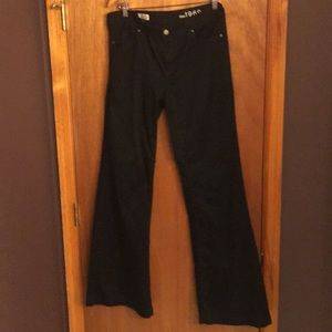 Gap High Waist Flare Leg Trouser Size 30/10R